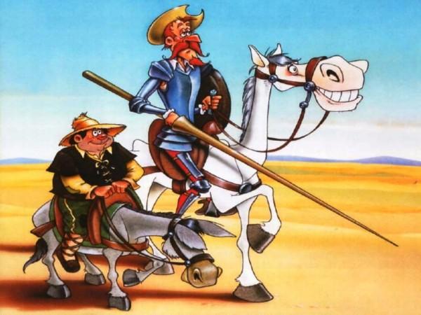 donde vivia Quijote