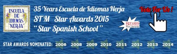 la escuela de idiomas nerja nominada