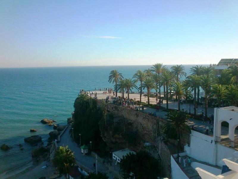 Balcón de Europa y Calahonda