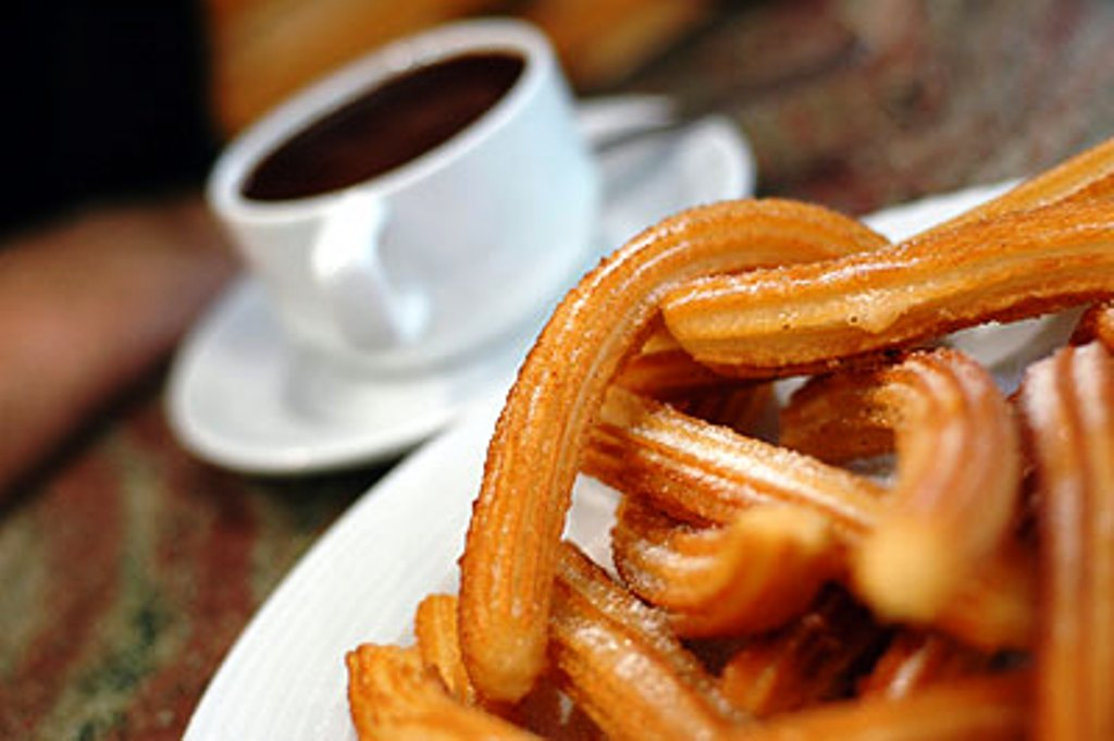 Spanish cuisine archivos escuela de idiomas nerja the recipe for the well known churros spanish doughnuts is very simple and it is a very popular food in spain particularly in andalusia forumfinder Image collections