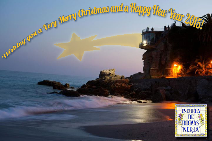 Wishing you a Very Merry Christmas and a Happy New Year 2015!