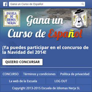 Concurso de Facebook
